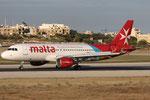 Airbus A320 Air Malta 9H-AEK
