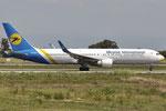 UR-GEA - Boeing 767-322(ER) - Ukraine Int. Airlines