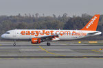 G-EZUG - Airbus A320-214 - EasyJet - Moscow livery