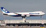 JA16KZ - Boeing 747-8KZ(F) - Nippon Cargo Airlines