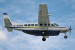 F-OSBM - Cessna 208B Grand Caravan - Saint Barth Commuter @ SXM