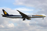 VT-JEQ - Boeing 777-35R(ER) - Jet Airways