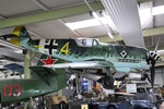 4 - Messerschmitt ME 109/G6 - German Air Force