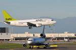 YL-BBE - Boeing 737-53S - Air Baltic & D-ALCE - McDonnell Douglas MD-11F - Lufthansa Cargo