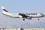OH-LXB  Airbus A320-214 - Finnair