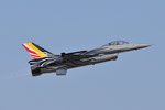 FA-123 - Lockheed Martin F-16AM Fighting Falcon - Belgian Air Force @ GRS