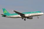 EI-DVL - Airbus A320-214 - Aer Lingus @ PSA