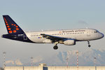 OO-SSN  Airbus A319-112 - Brussels Airlines