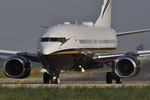 N162WC - Boeing 737-7BC(BBJ) - private aircraft