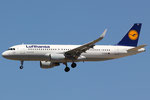 Aurbus A320 Lufthansa D-AIUC
