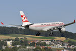TC-JNC - Airbus A330-203 - Turkish Airlines - Retro livery