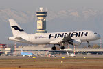 OH-LXL - Airbus A320-214 - Finnair @ MXP