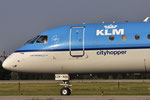 PH-EZK - Embraer ERJ-190STD - KLM cityhopper