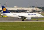 Airbus A319 Lufthansa D-AIBJ