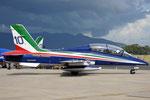 MM54477 - Aermacchi M.B.339 PAN/A - 6 - Italian Air Force @ PSA