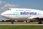 Boeing 747-400 Pullmantur Air EC-KSM