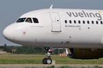 EC-MFL - Airbus A320-232 - Vueling @ BLQ
