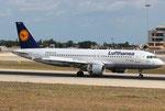 Airbus A320 Lufthansa D-AIZH