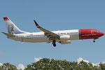 EI-FHY - Boeing 737-8JP - Norwegian - Wenche Foss @ PSA