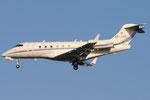 HB-JGQ - Bombardier Challenger 300 - Executjet Europe @ PSA
