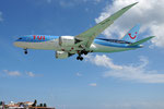 PH-TFK - Boeing 787-8 Dreamliner - TUI Airlines Netherlands @ SXM