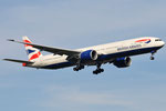 G-STBF - Boeing 777-336(ER) - British Airways