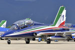 MM54551 - Aermacchi M.B.339 PAN/A - 1 - Italian Air Force @ PSA