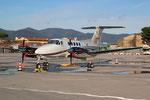 Beech BE30 Air Prague OK-TOS