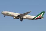 EI-EJI - Airbus A330-202 - Alitalia @ MXP