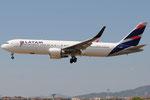 PT-MSY - Boeing 767-316(ER) - LATAM