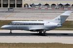 Hawker 800 Netjets CS-DFX