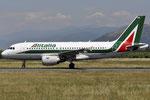 I-BIMA - Airbus A319-112 - Alitalia