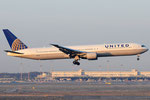 N69063 - Boeing 767-424(ER) - United Airlines @ MXP