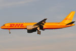 D-ALEQ - Boeing 757-2Q8(PCF) - DHL Air @ PSA