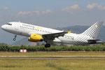 Airbus A319 Vueling EC-JVE