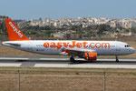 Airbus A320 Easyjet G-EZUK