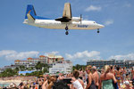 PJ-KVN - Fokker 50 - Insel Air @ SXM