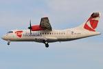 OK-KFP - ATR 42-500 - Czech Airlines