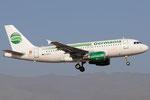 D-ASTT - Airbus A319-112 - Germania @ LPA
