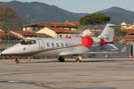 Learjet 55 Private UR-ISH