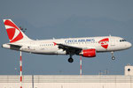 OK-NEO - Airbus A319-112 - Czech Airlines