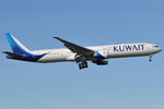 9K-AOC - Boeing 777-369(ER) - Kuwait Airways