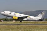 EC-JVE - Airbus A319-112 - Vueling