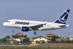 YR-ASA - Airbus A318-111 - Tarom