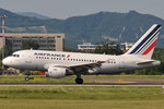 F-GUGE - Airbus A318-111 - Air France @ BLQ