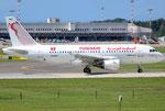 Airbus A320 Tunisair TS-IMQ