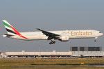 A6-EGT - Boeing 777-31H(ER) - Emirates