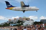 V2-LIK - ATR 42-600 - LIAT @ SXM