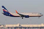 VP-BCF - Boeing 737-8LJ - Aeroflot @ MXP