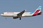 D-ABZL - Airbus A320-216 - Eurowings @ PSA